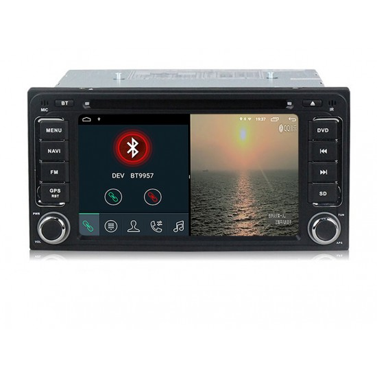 TOYOTA - МУЛТИМЕДИЯ / Навигация Android 10 DVD + DSP
