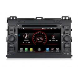 TOYOTA Land Cruiser 120, Prado - МУЛТИМЕДИЯ / Навигация Android 10 DVD