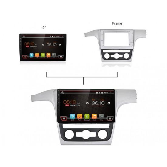"VW PASSAT - 10.1"" МУЛТИМЕДИЯ / Навигация Android 10"