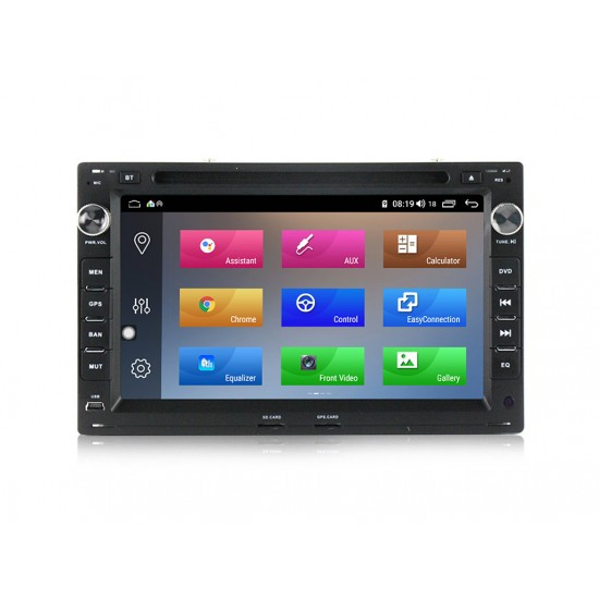 VW - МУЛТИМЕДИЯ / Навигация Android 10 DVD + DSP