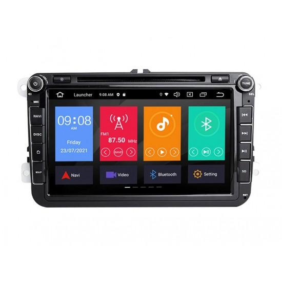SEAT Altea, Leon, Toledo - МУЛТИМЕДИЯ / Навигация Android 11 DVD + DSP + CarPlay