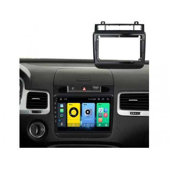 """VW Touareg - 9"""" МУЛТИМЕДИЯ / Навигация Android 10"""