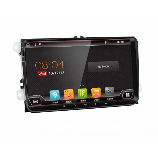 """VW - 9"""" МУЛТИМЕДИЯ / Навигация, RAM:4Gb, Android 10"""