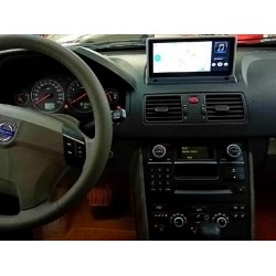 """VOLVO S40 - 8.8"""" МУЛТИМЕДИЯ / Навигация Android 10"""