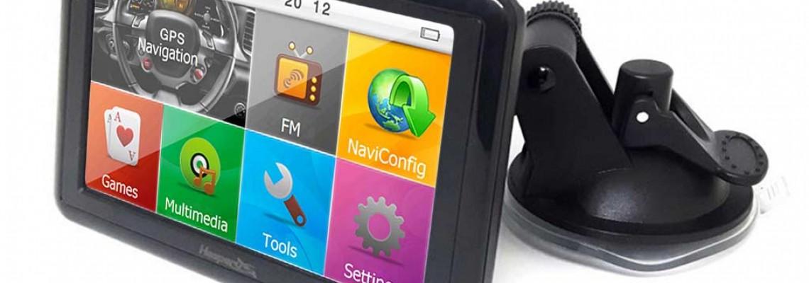 Навигация за кола: Компоненти и технологии