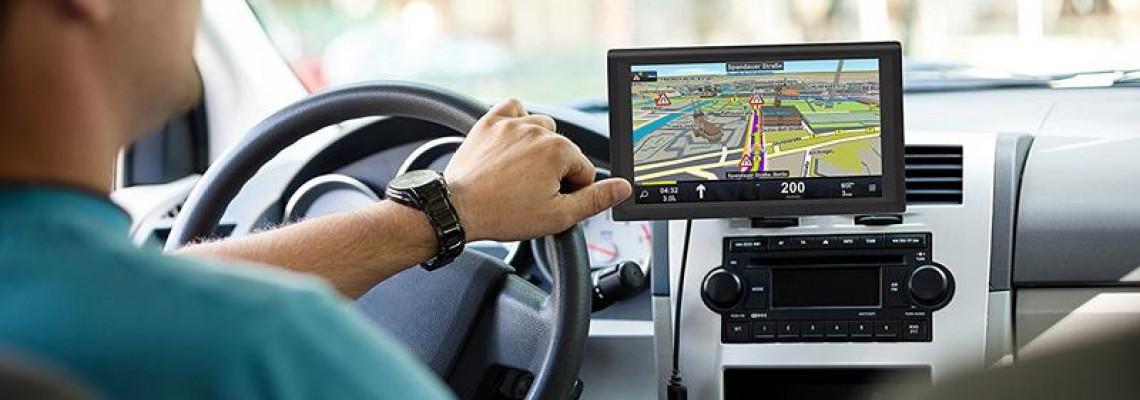 Какво е това навигация за кола?