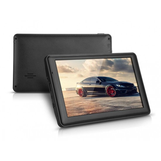 GPS Навигация Hesperus V72 Android QUAD CORE + FM + BT + WIFI + AV-IN