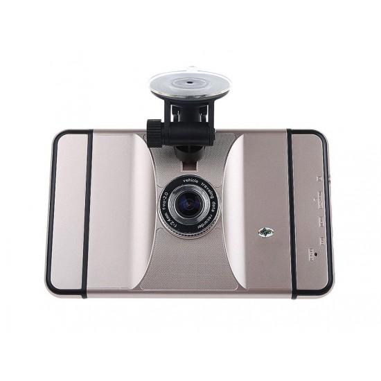 V75DG 8 в 1 - GPS навигация + DVR + TABLET + FM + BT + WIFI +AV-IN + Камера