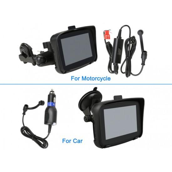 GPS Навигация за мотор moto1 (влагозащитена)