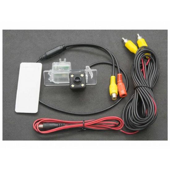 Камера за задно виждане за AUDI A1/A3/A4/A6/A7/Q3/Q5/TT, VW, SKODA, SEAT, PORSCHE