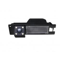 Камера за задно виждане за OPEL Astra J/K/H, Vectra C, Meriva A, Zafira B, FIAT, CHEVROLET
