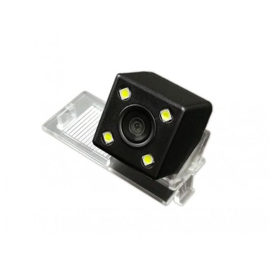 Камера за задно виждане за PEUGEOT 208/301/307/308/508, CITROEN, RENAULT Koleos 2